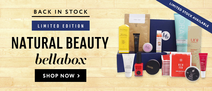 Natural Beauty bellabox Back in Stock
