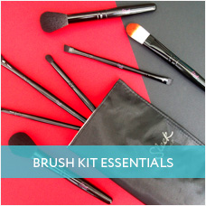 Sleek Makeup Brush Kits