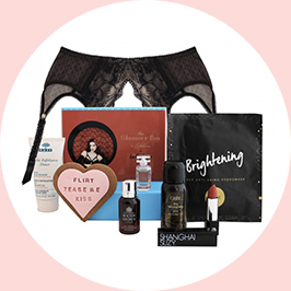 Limited Edition Glamour Box by Dita Von Teese