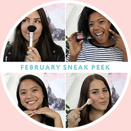 February Sneak Peek: Everyone Gets a NYX Baked Blush!