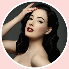 We Talk Seduction with Dita Von Teese!