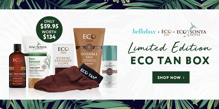 Limited Edition Eco Tan Box