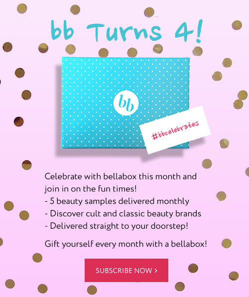 Subscribe to a beauty box