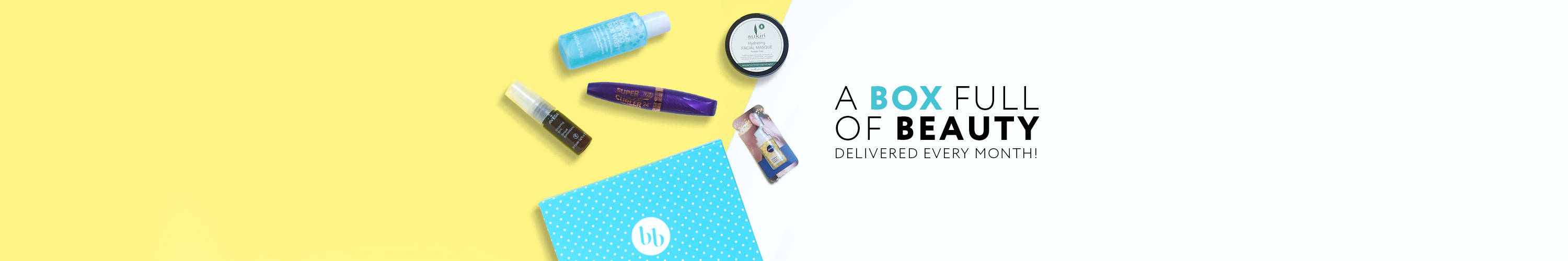Join this beauty box