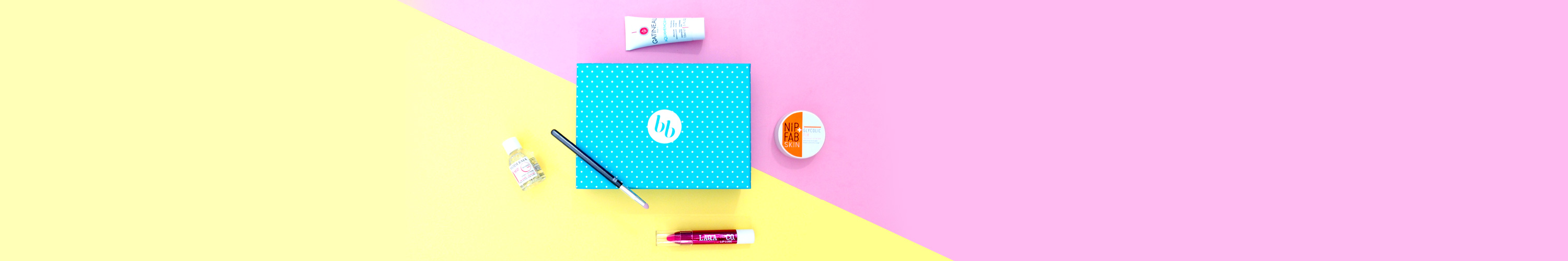 A Monthly Beauty Box Delivered To Your Doorstep