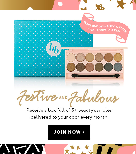 Join the Australia's Largest Beauty Box