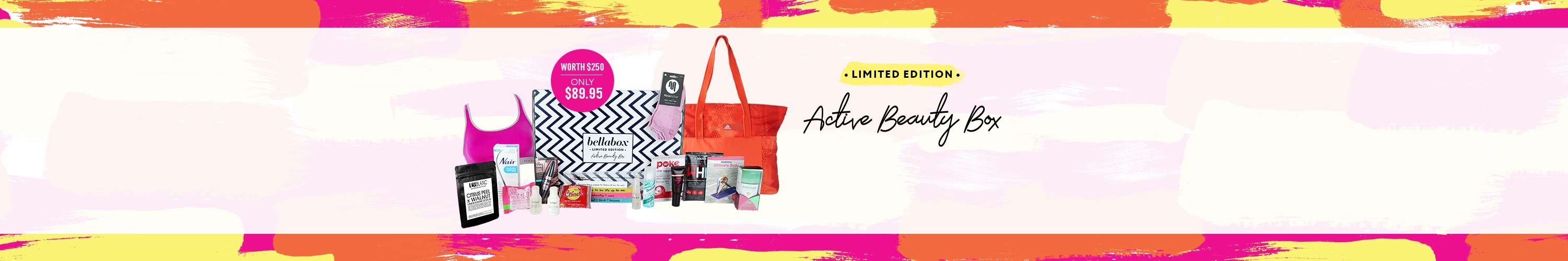 Limited Edition bellabox