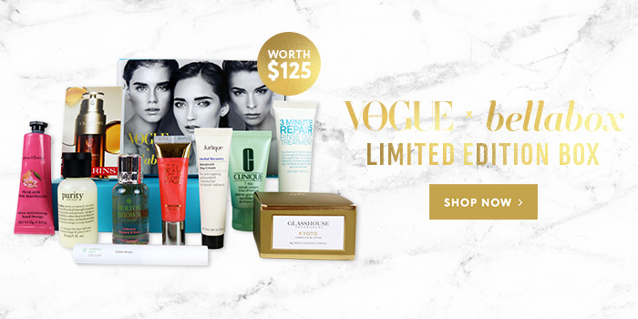Vogue Limited Edition Box