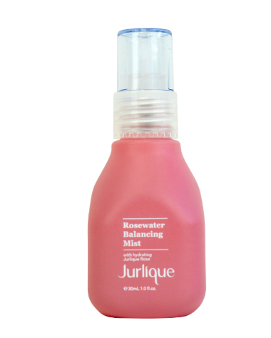 jurlique pink rosewater bottle spray mist