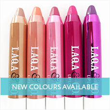 Laqa & Co Lip Lube Back In Stock New Colours