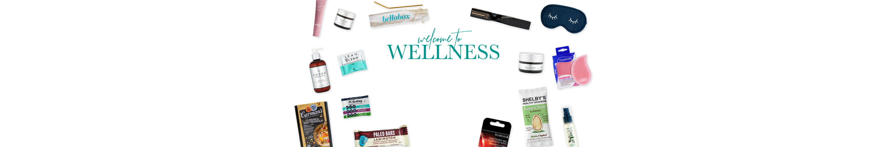 Welcome to Wellness box