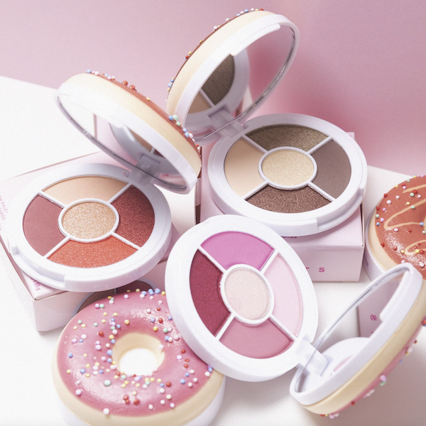 makeup donuts eyeshadow palettes